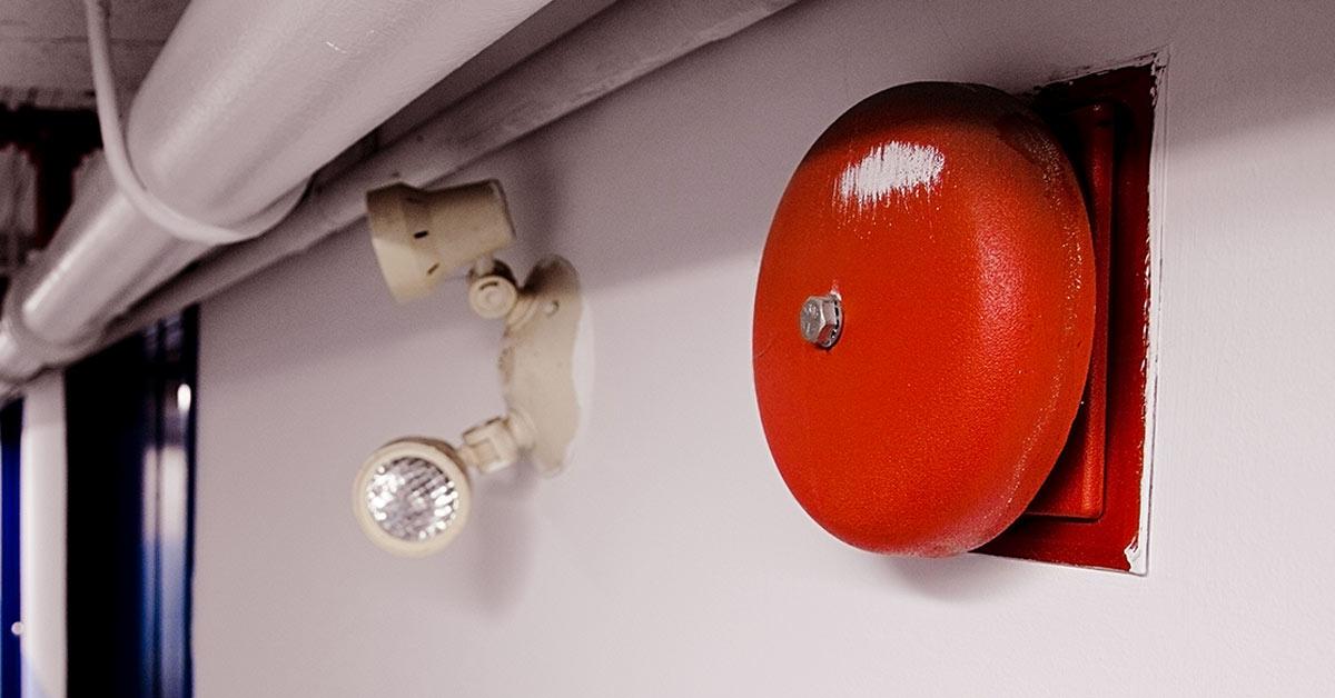 Fire Class: Detecção e Alarme.